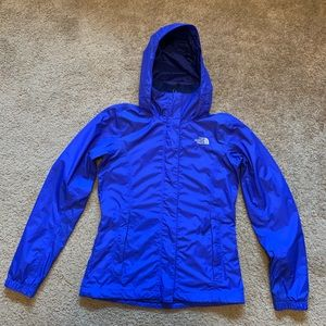 The North Face HyVent Jacket Blue Size XS/SP
